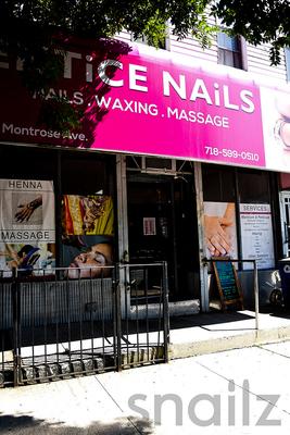 Entice Nails, Snailz, manicure pedicure near me