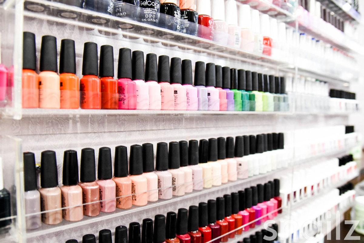 Nail Bar & Spa Salon - Full Pricelist and Book Nail