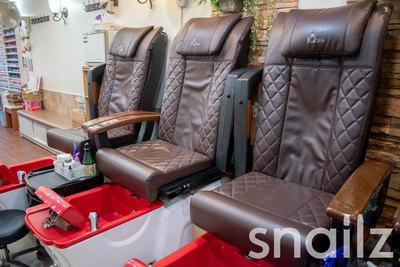 Snailzapp, beauty service, Snailz customer service