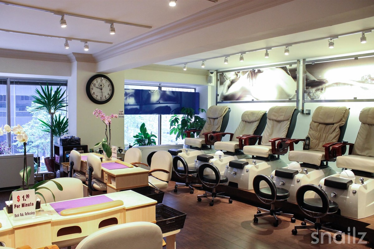 All Seasons Nails & Spa - 56th St  Salon - Full Pricelist